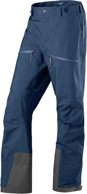 Houdini M's Purpose Pants Blurröd Blå